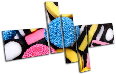 Liquorice Allsorts For Kids Room - 13-0973(00B)-MP18-LO